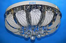 Светодиодная люстра с пультом управления L0794/500/6 (CH), фото 3