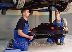 Защита двигателя Audi Q3, Q5 2011- (Ауди)