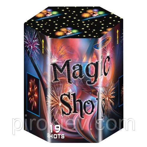 """Салютная установка """"Magic Shots"""" MC15-19"""