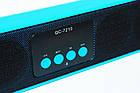 Портативная колонка QC-7210 bluetooth+отличное звучание, фото 4