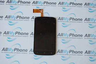 Дисплейный модуль для мобильного телефона HTC Desire X Black