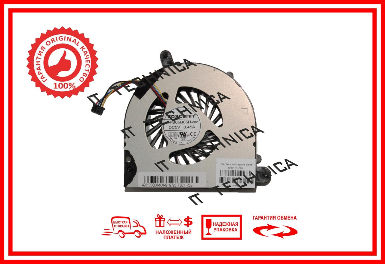 Вентилятор HP Prokbook 6560B 6565B оригінал