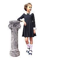Платье  Школьное Berkeen Черное 0041751