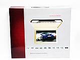 Монитор TV потолочный  HD 11 дюймов  USB+SD+HDMI. Тонкий корпус 12V. Отличное качество., фото 7