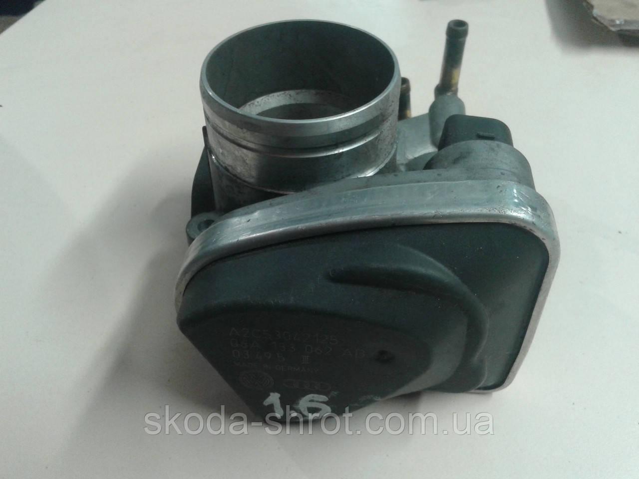 Дросельна заслінка дросель 06А133062АВ для мотора 1,6 BFQ