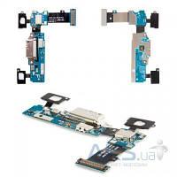 Шлейф для Samsung G900 Galaxy S5 c коннектором зарядки Original