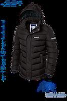 Зимняя куртка подростковая кофе Braggart Teenager 7992C