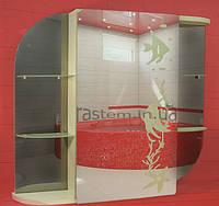 Шкавчики зеркальные для ванной комнаты
