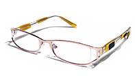 Очки для коррекции зрения COMFORT 8124-2 (вставка изюмское стекло)
