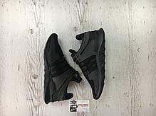 Мужские кроссовки Adidas EQT Support ADV Triple Black CP8928, Адидас ЕКТ, фото 3