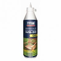Столярный клей Tytan WB33 водостойкий Д3 (500гр).