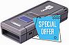 Cipherlab 1661 Bluetooth мини-сканер штрихкода