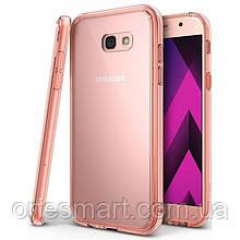 Чохол Ringke Fusion для Samsung Galaxy A3 2017 Duos SM-A320 Rose Gold