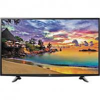 Телевизор LG 49UH603V black
