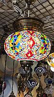 Люстра турецкая 1 плафон диаметр 30 см Синан Sinan-201
