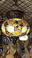 Люстра турецкая 1 плафон диаметр 30 см Синан Sinan-202