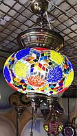 Люстра восточная 1 плафон диаметр 30 см Синан Sinan-203