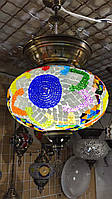 Люстра восточная 1 плафон диаметр 30 см Синан Sinan-205
