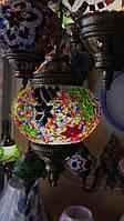 Люстра турецкая 1 плафон диаметр 30 см Синан Sinan-207