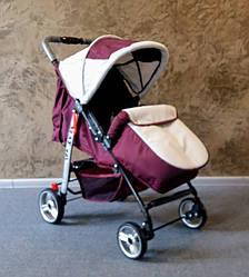 Прогулочная коляска-книжка Baby car 2/16