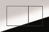 Панель смыва TECEnow хром глянец