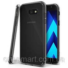 Чохол Ringke Fusion для Samsung Galaxy A3 2017 Duos SM-A320 Black Smoke