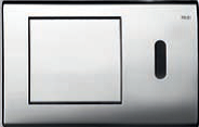 Панель смыва ТЕСЕplanus c инф.датчиком, латунь