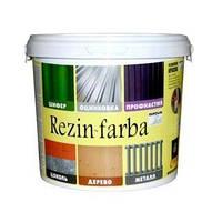 Краска резиновая Rezinfarba в ассортименте 1л