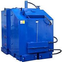 Твердотопливный котел длительного горения Идмар KW-GSN -500 c цилиндрическим теплообменником