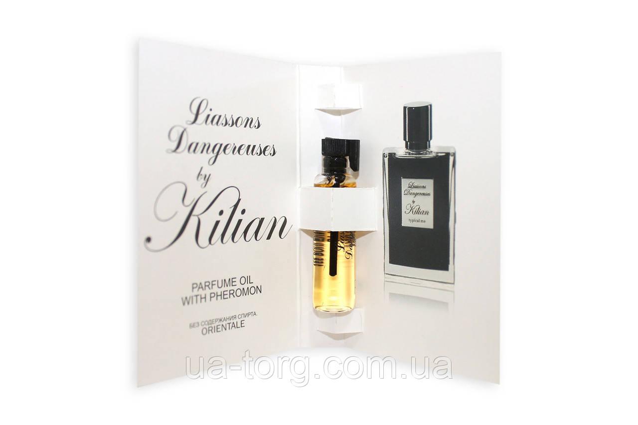 Масляный мини-парфюм с феромонами By Kilian Liaisons Dangereuses by Kilian (Би Килиан Лиасонс Денжерос), 5 мл
