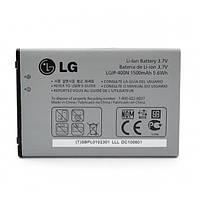 Аккумулятор LGIP-400N  для LG C310, GT540, GW550,  GW620, GX200