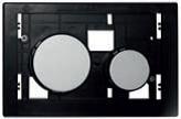 Клавиша ТЕСЕloop modular хром матовый, фото 1