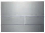 Панель смыва ТЕСЕsquare метал., сатин, фото 1