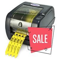 Скоростной термотрансферный принтер TSC TTP-247, фото 1