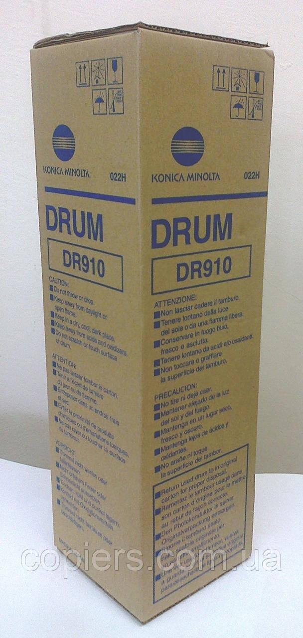 Drum  DR910 bizhub PRO 920/950 оригинал, 022H, dr-910