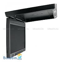 Автомобильный потолочный монитор Gate SQ-1901 Black с USB/SD и ТВ-тюнером, цвет черный