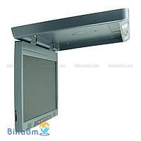 Автомобильный потолочный монитор Gate SQ-1901 Gray с USB/SD и ТВ-тюнером, цвет серый