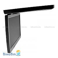 Автомобильный потолочный монитор Gate SQ-2201 Black с USB/SD и ТВ-тюнером, цвет черный