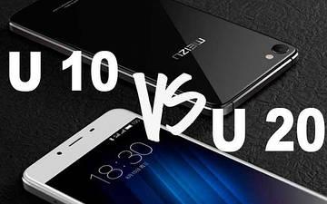 Meizu U10 и U20 — обзор, подробные характеристики, фото, аксессуары