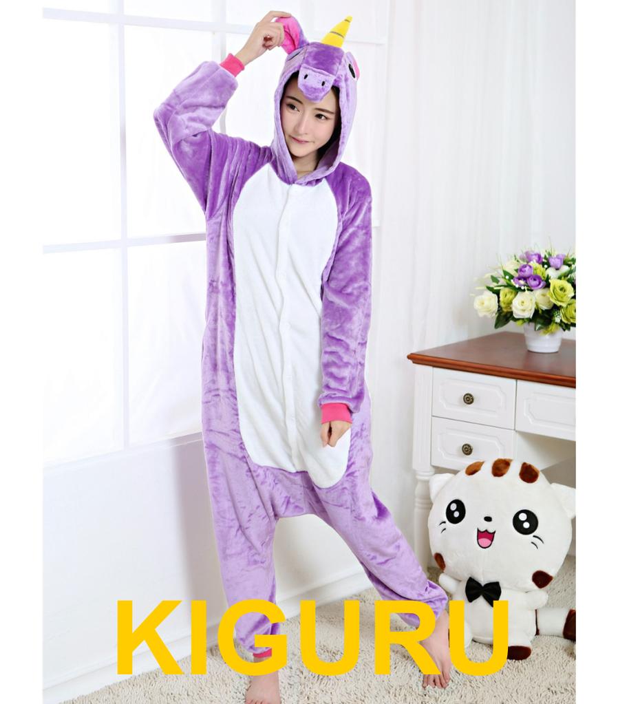Кигуруми пижама единорог. Голубой и розовый 55e1490a97e8e