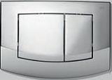 Панель смыва TECEambia хром глянцевый