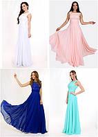 Вечернее платье расшитое жемчугом мод.G0693_7 (р.36-44euro)
