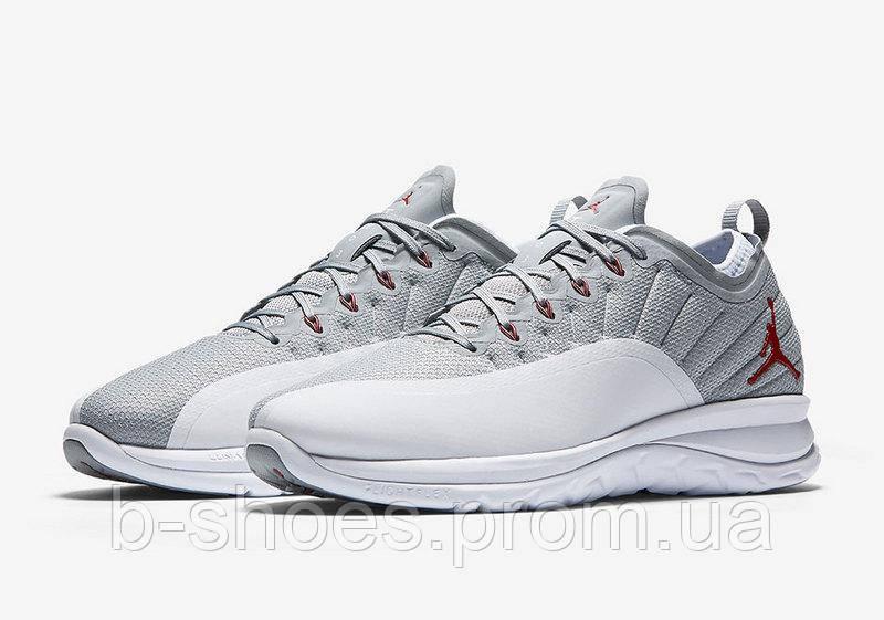 Мужские кроссовки Jordan Trainer Prime ( Wolf Grey)