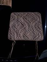 Модная накидка-сидушка на стул от производителя