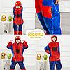 Костюм человек паук кигуруми пижама , фото 2