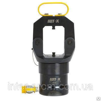 Пресс гидравлический ПГ-630+ ШТОК для опрессовки наконечников 150-630 кв.мм и аппаратных зажимов 150-400 кв.мм, фото 2