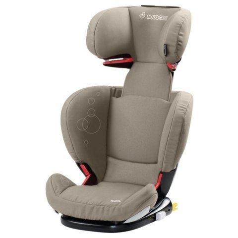 Детское автомобильное кресло от 3 до 12 лет Maxi-Cosi Rodi Fix / Walnut Brown