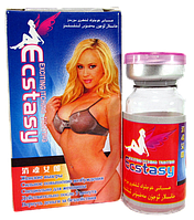 Возбуждающие капли для женщин Ecstasy, 1 флакон 10 мл