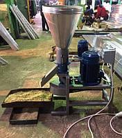 Мини-гранулятор для комбикорма бытовой 50-70 кг/час