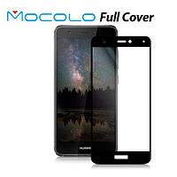 Защитное стекло Mocolo 2.5D 9H на весь экран для Huawei Nova черный